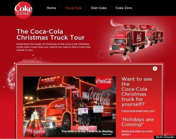 Coca-Cola Publishes Images Of Brighton LGBT Activists Protesting Brand's Sochi 2014 Olympics Sponsorship...