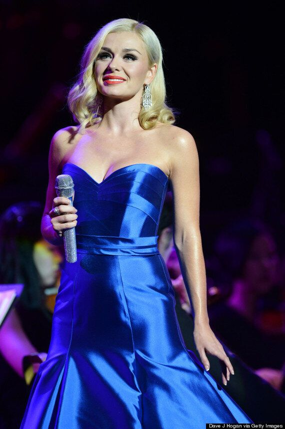 Katherine Jenkins Awarded OBE In Queen's New Year Honours List: 'I Am Incredibly