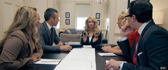 The Apprentice: Dr Leah Totton Asked To 'Remove Look Of Horror From Viewers' Faces' Following Her