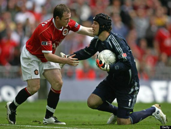 Petr Čech Hopes 'Great' Wayne Rooney Joins