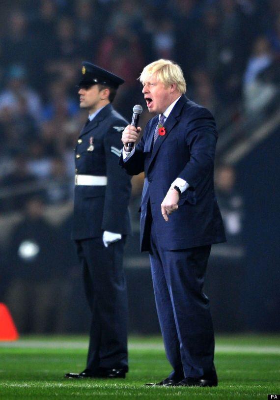 Mayor Boris Johnson Says Talks For London NFL Team Are