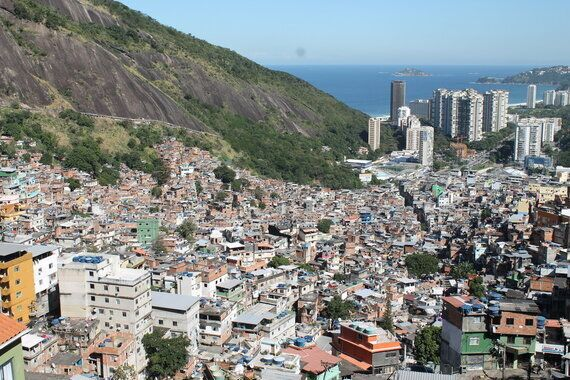 Rocinha Hits Back With