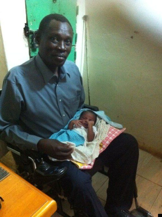 Baby Born To Sudanese Mother On Death Row Who Was 'Forced To Give Birth In Shackles'