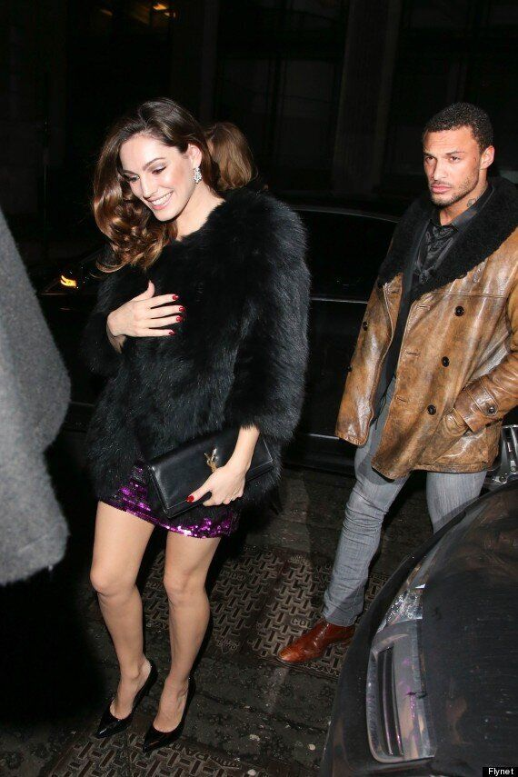Kelly Brook Sparks Fresh Romance Rumours After Being Spotted With Former 'Gladiators' Star Tornado At...