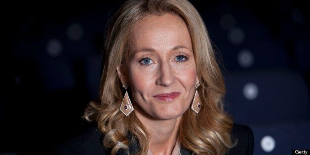 JK Rowling wrote the crime thriller The Cuckoo's Calling under the pen name Robert