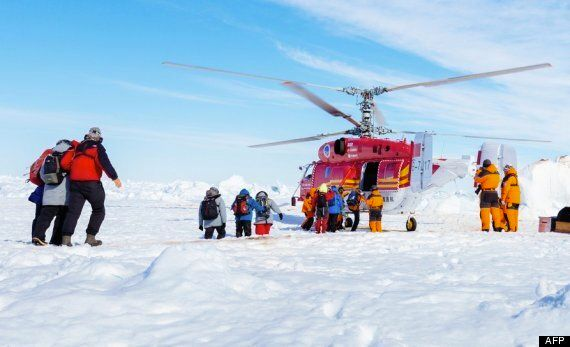 Antarctica Ship Rescue Begins After Passengers On Research Ship Trapped For A Week