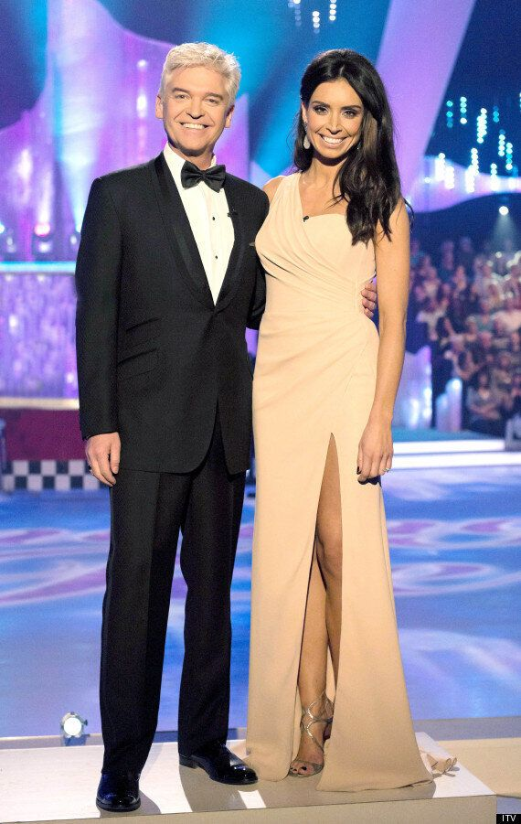 Phillip Schofield And Christine Bleakley To Skate On Final 'Dancing On
