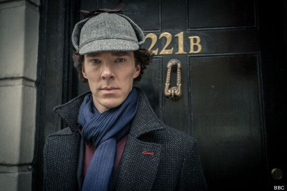 'Sherlock' Star Benedict Cumberbatch 'So Proud' Of Parents Joining Him On Screen To Play Sherlock Holmes'