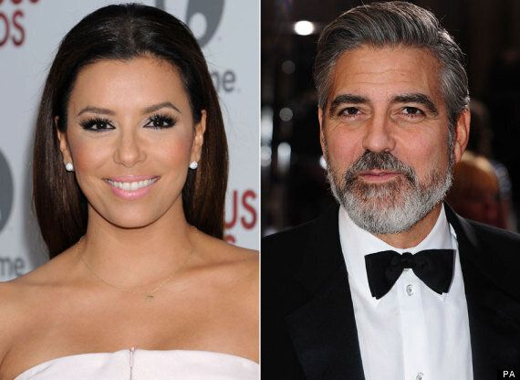 George Clooney Trying To Woo Eva