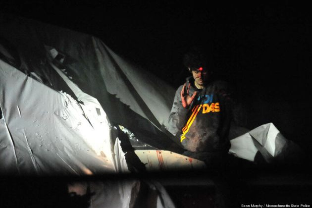Boston Police Photographer Posts Gruesome Pictures Of Dzhokhar Tsarnaev