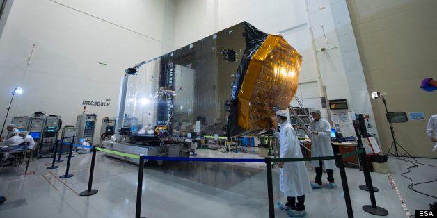 ESA's AlphaSat