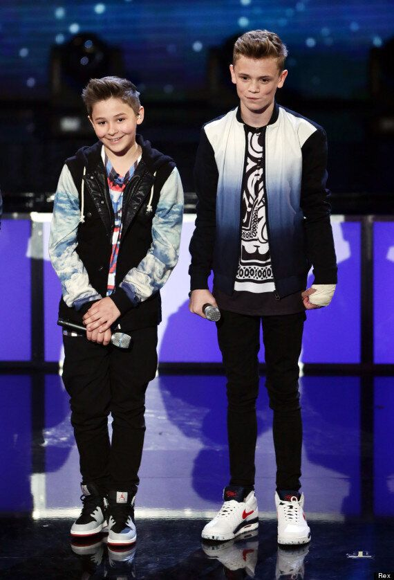 'Britain's Got Talent': Bars And Melody, Lettice Rowbotham Voted Through To The 2014 Live