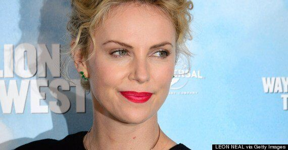 Charlize Theron Just Compared Media Intrusion To