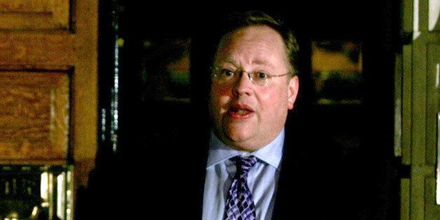File photo dated 9/1/2006 of senior Liberal Democrat peer Lord Rennard, as embattled Nick Clegg faces...