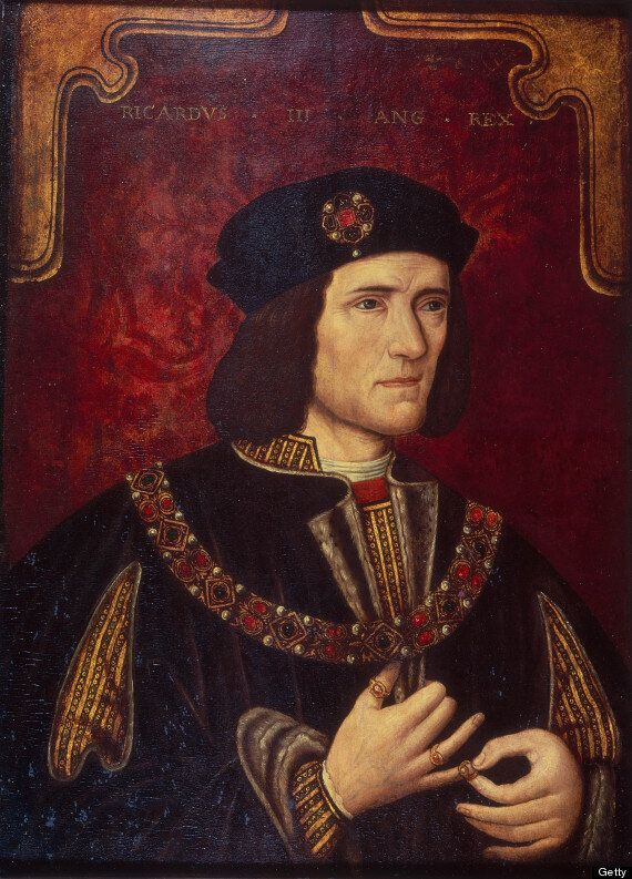 King Richard III's 'Hunchback' Was Exaggerated By William Shakespeare
