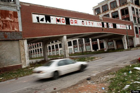 Detroit Bankruptcy: Decline Of American Industrial City In