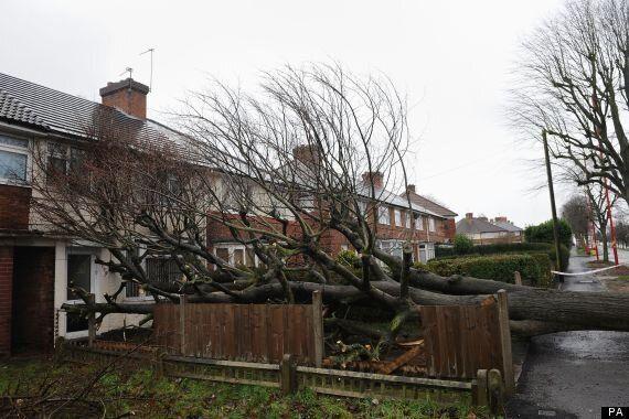 UK Weather: Britain Prepares For Devastating