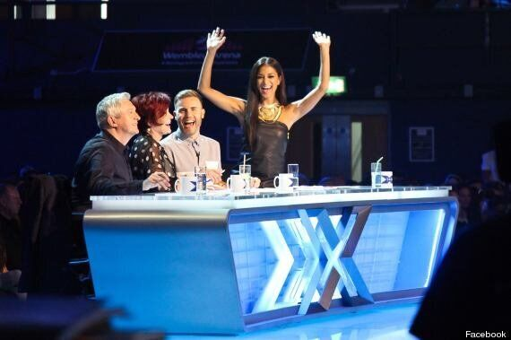 'X Factor': 94-Year-Old Pensioner Impresses Gary, Louis, Sharon And Nicole At