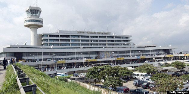 The Briton went missing shortly after leaving Murtala Muhammad Airport, just outside