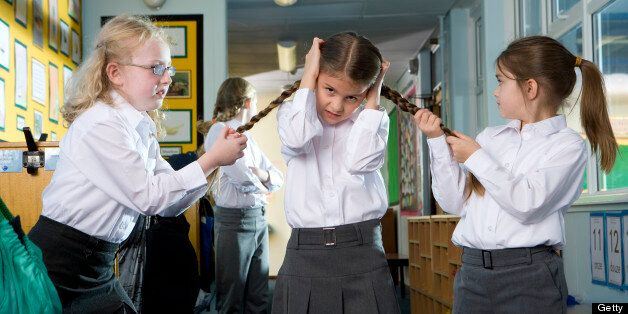 School Should Encourage Girls To Be Disruptive To Improve Success Later In