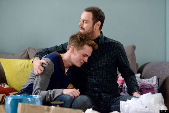 'EastEnders' Writers Shocked At Complaints Over Gay