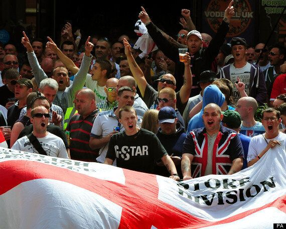 EDL Rally: Woman Charged With Violent Disorder After Birmingham Demonstration On