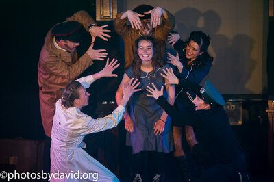 The Coming of Age of Brighton Fringe: To Edinburgh and