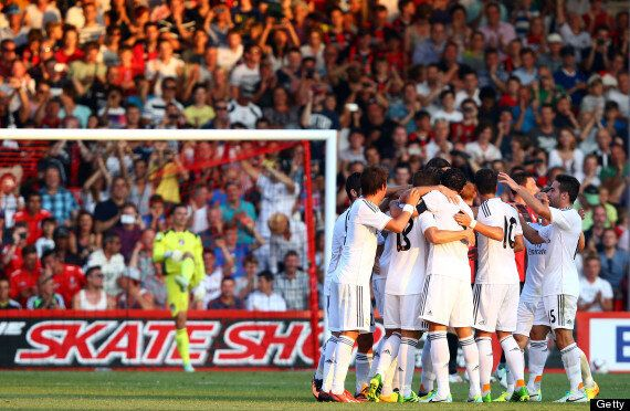 Bournemouth 0-6 Real Madrid: Cristiano Ronaldo Wows Dean Court