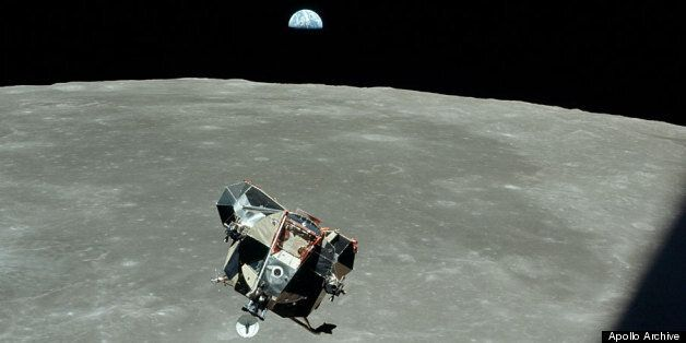 Apollo Photo Archive Has Thousands Of Stunning Images From Nasa Moon Missions