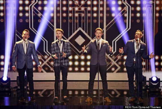 'Britain's Got Talent': Paddy And Nico, Jack Pack Through To 2014 Live