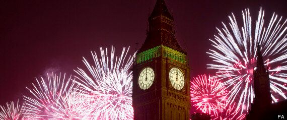 New Year, Romanians, Bulgarians And Sherlock: The Week In 50 Funny