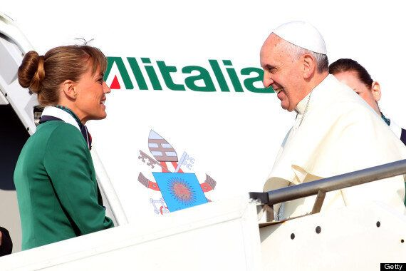 Pope Francis Visits Brazil For World Youth Day, But Leaves Popemobile
