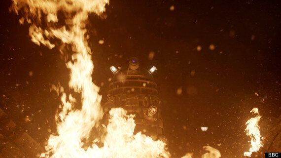 Daleks Return For 'Doctor Who' 50th Anniversary Episode