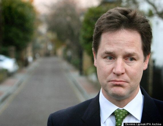 Nick Clegg's Approval Ratings Make Him 'Least Popular Party Leader In Modern