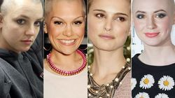 PICS: 20 Female Celebs Who Have Shaved Off Their