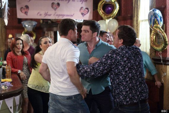 'EastEnders' Spoiler: Tyler Moon And Joey Branning In Queen Vic Fight Over Whitney Dean's Affections