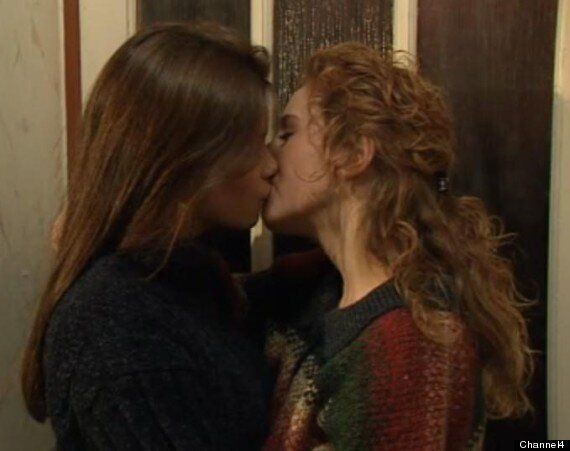 20 Years Since Brooksides Lesbian Kiss - 8 Other Same -9384