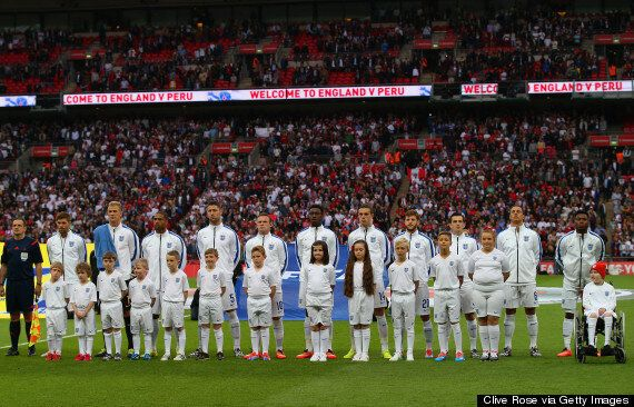 World Cup 2014: England Players To Sing National Anthem