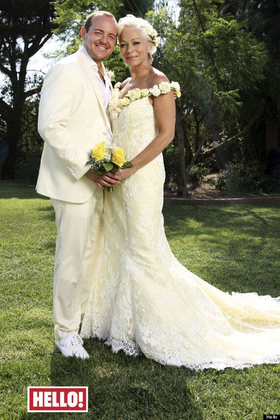 Denise Welch Wedding Pictures: 'This Is My Fairytale,' Says Loose Women