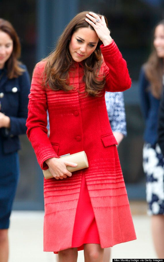 Kate Middleton Breaks Celeb Boycott Of The