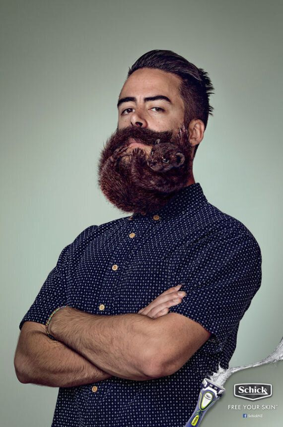 Magnificent Hipster Men With Beards Shaped Like Animals Have You Ever Seen Schematic Wiring Diagrams Phreekkolirunnerswayorg
