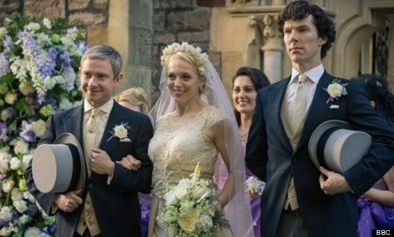 'Sherlock: The Sign Of Three' Review Finds Dr Watson's Wedding ALMOST Upstaged By His Best Man's