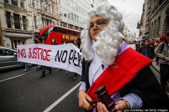 Lawyers Stage Historic Mass Walkout Over Drastic Legal Aid