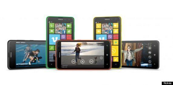 Nokia Lumia 625: Colourful, Cheap And Huge New Windows Phone
