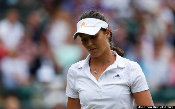 Laura Robson Injured, May Miss Australian