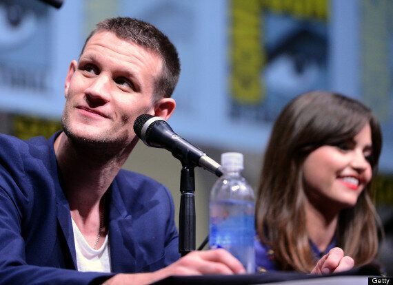 Doctor Who's Matt Smith: 'I'd Love A Role In Star Trek Or Star