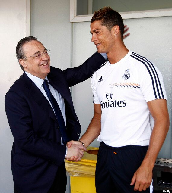 Cristiano Ronaldo Will Stay At Real Madrid And Not Re-Join Manchester
