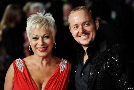 Denise Welch And Husband Lincoln Townley Sign Up For 'Strictly' Rival 'Stepping