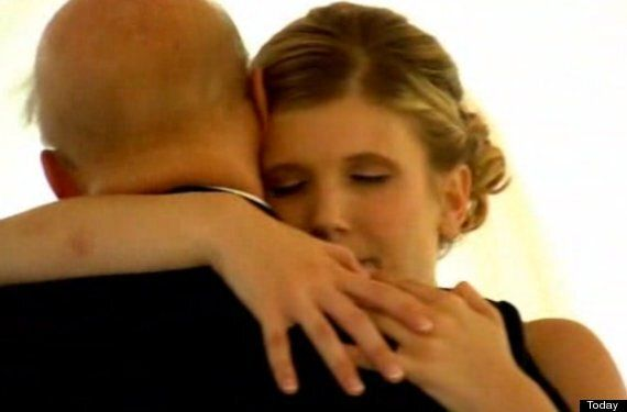 Dying Father Dr James Wolf Gets Last First Dance With Daughter