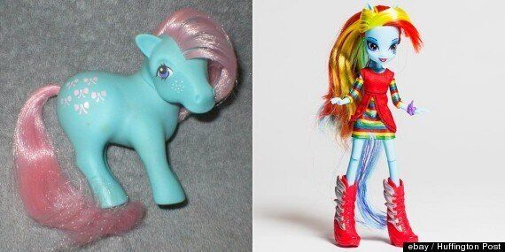 My Little Pony Gets A Barbie Makeover Our 6 Year Old Selves Are